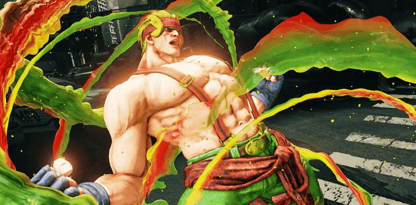 Street Fighter V define las actualizaciones de marzo