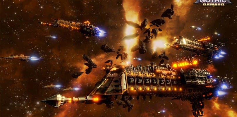 Tráiler de los Orkos de Battlefleet Gothic: Armada