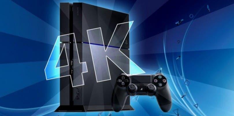 PlayStation 4K tendría juegos especialmente desarrollados para ella