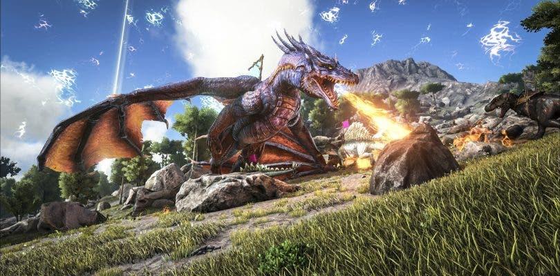 Prueba gratis ARK y Rainbow Six Siege en Steam