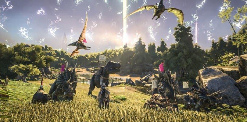 Ark Survival Evolved recibe una actualización en Xbox One