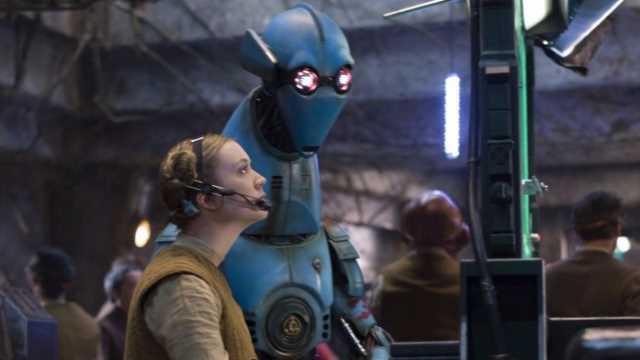 Areajugones Billie Lourd Star Wars VII El Despertar de la Fuerza