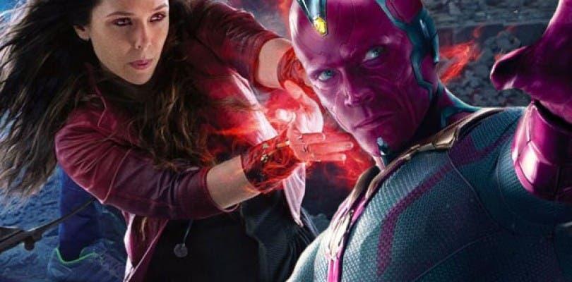 Elizabeth Olsen habla de la relación entre la Bruja Escarlata y Visión en Capitán América: Civil War