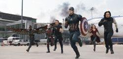 El equipo del Capitán América se deja ver en nuevos pósters de Capitán América: Civil War