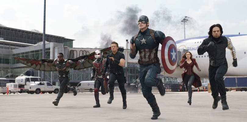 Capitán América: Civil War se estrena con números muy positivos