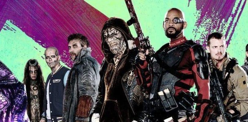 Escuadrón Suicida protagoniza dos portadas de Cinema Teaser