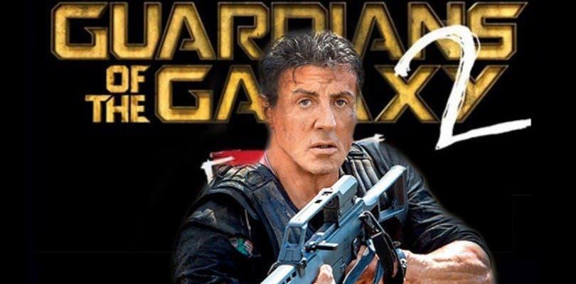 El papel de Sylvester Stallone en Guardianes de la Galaxia Vol. 2 podría haberse desvelado