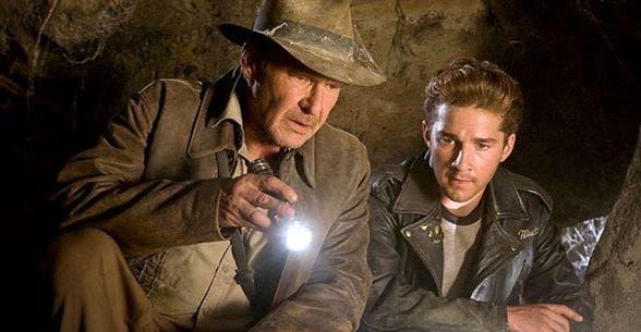 Areajugones Harrison Ford Indiana Jones