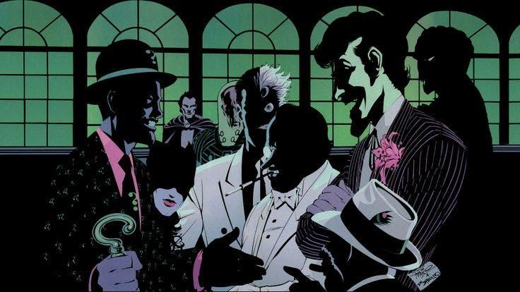 Areajugones Joker Enigma Batman
