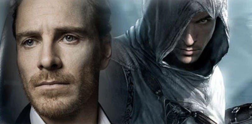 Michael Fassbender se deja ver en una nueva imagen de Assassin's Creed