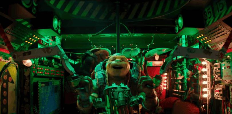 Nuevo spot publicitario y pósters de Ninja Turtles: Fuera de las Sombras