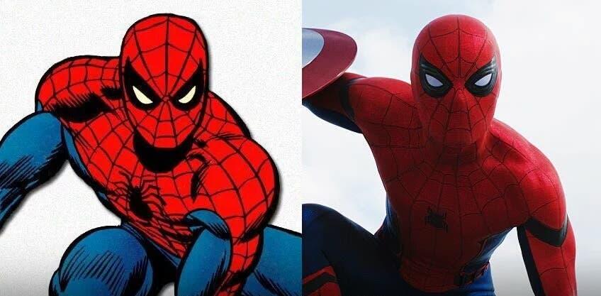 Areajugones Spider-Man Steve Ditko