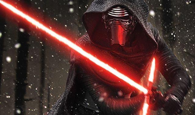 Areajugones Star Wars VII El Despertar de la Fuerza Kylo Ren