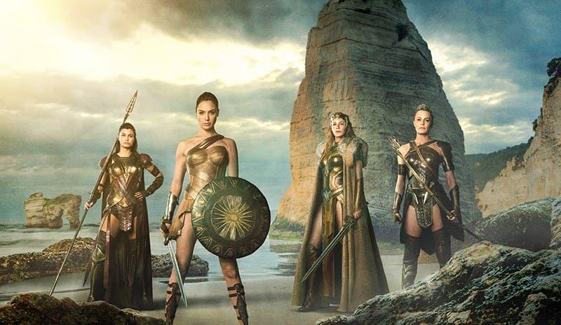 Areajugones Wonder Woman amazonas