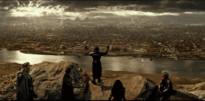 Los mutantes de X-Men: Apocalipsis protagonizan varias portadas de la revista Empire