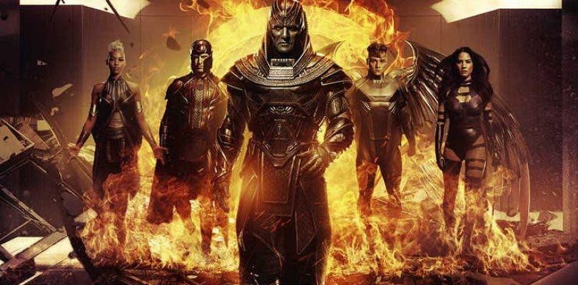 Los jinetes de X-Men: Apocalipsis pudieron haber sido distintos