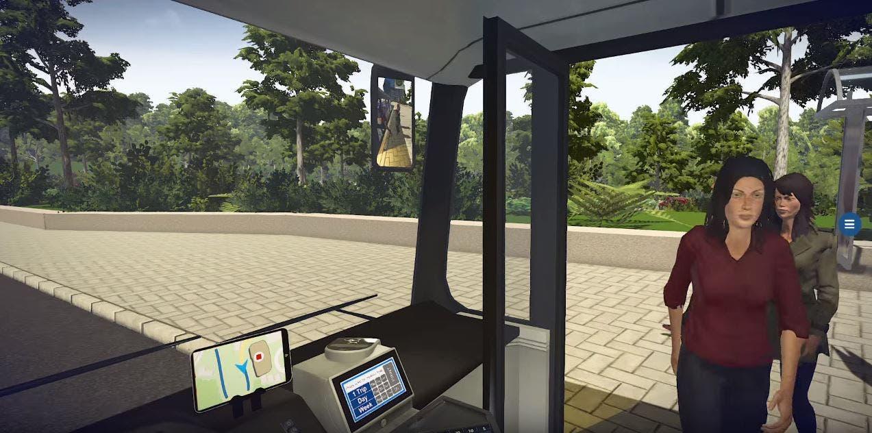 analisis bus simulator 16