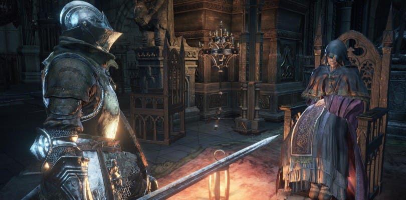 """Dark Souls III se ayuda de """"Sad Affleck"""" para promocionarse"""
