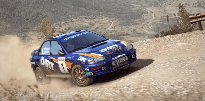 DiRT Rally llegará a PlayStation VR próximamente