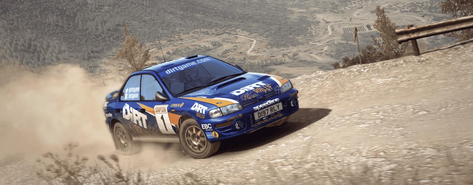 Imagen de Análisis Dirt Rally