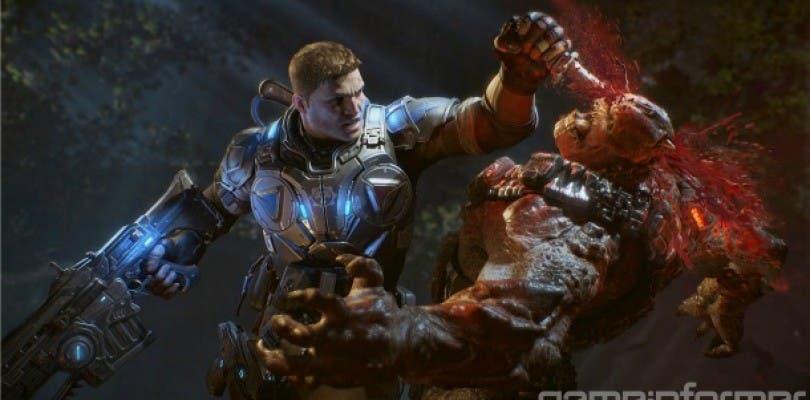 Se muestra un nuevo teaser de Gears of War 4