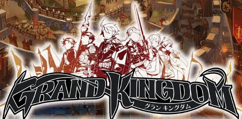 Grand Kingdom muestra su sistema de juego
