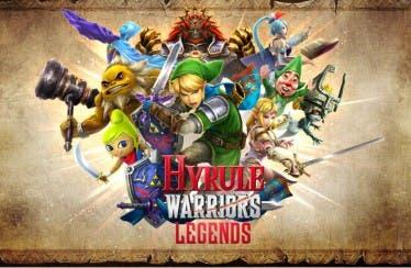 Tráiler y fecha del primer DLC de Hyrule Warriors Legends
