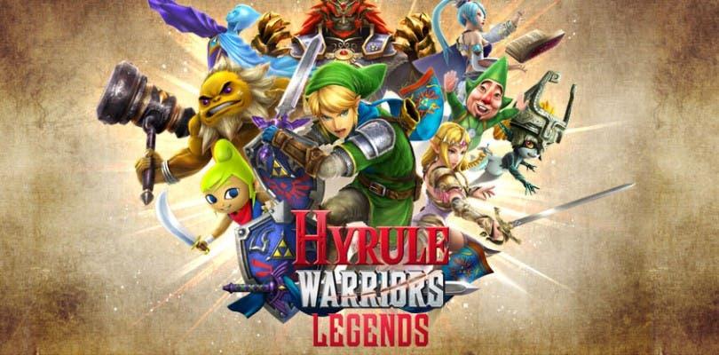 Hyrule Warriors Legends nos regala 500.000 rupias