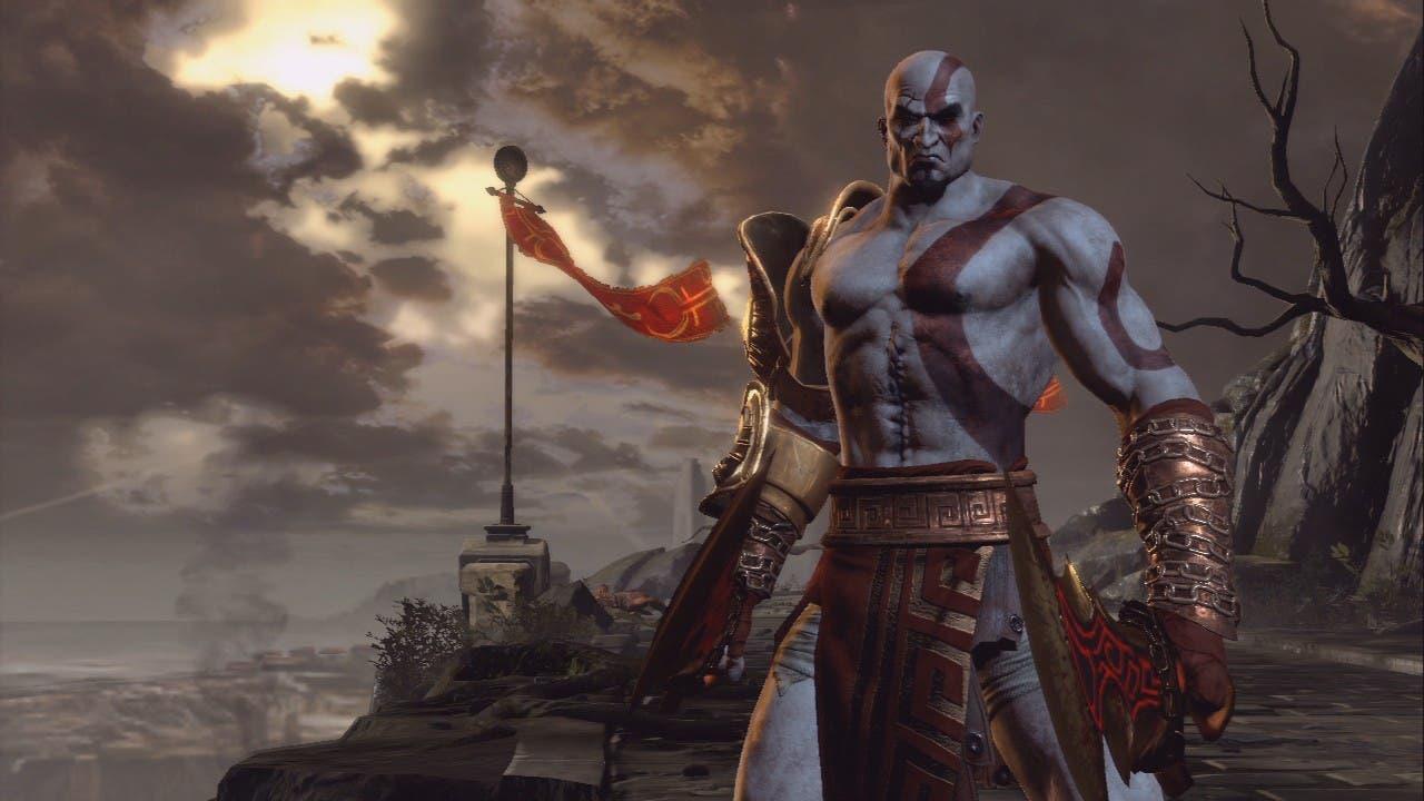 Propongo que Kratos lleve camiseta para que no sea sexista