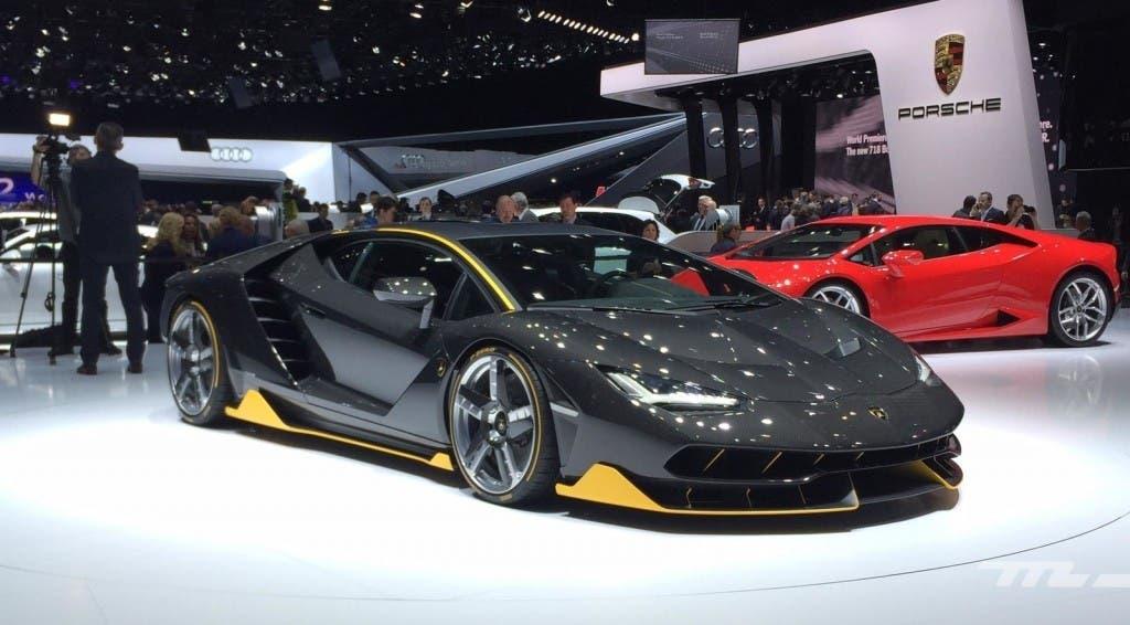 LamborghiniCentenario