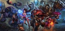 Filtrado el aspecto del nuevo cliente de League of Legends