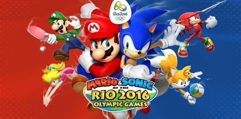 Mario y Sonic podrían volver a juntarse en los JJOO de 2020