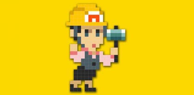 Mario se disfraza de Mashiko en Super Mario Maker