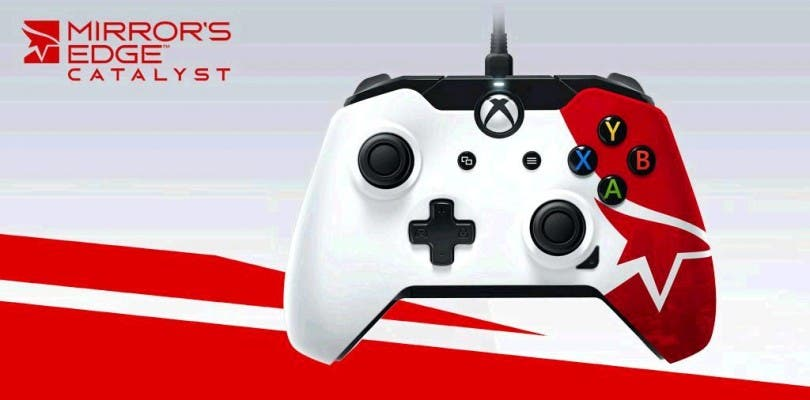 Mirror's Edge Catalyst tendrá línea de figuras y mando exclusivo en Xbox One