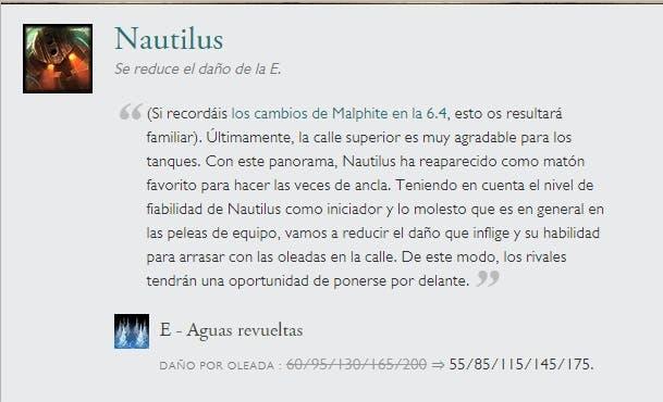 Nautilus6.5