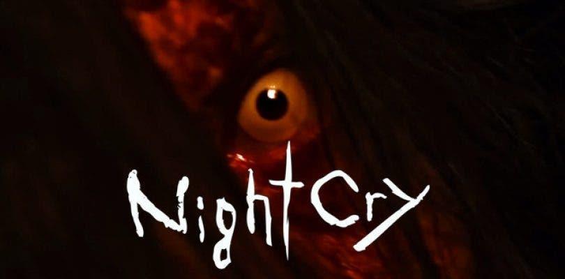 NightCry estrena tráiler y concreta su fecha de salida