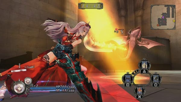 Nights of Azure 4
