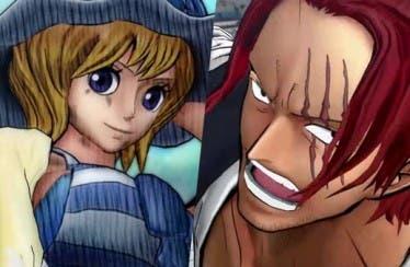 Shanks y los revolucionarios se lucen en los nuevos tráilers de One Piece: Burning Blood