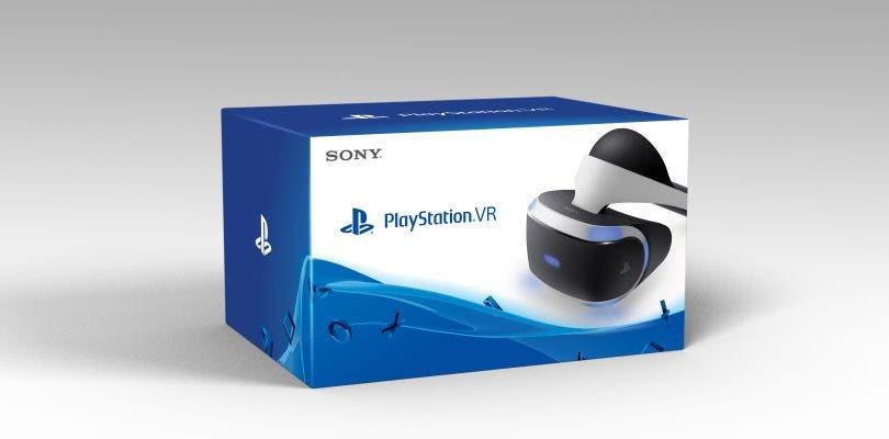 El disco de demos de PS VR para Europa es peor que el de EEUU