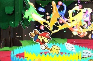 Paper Mario: Color Splash enseña una nueva fase