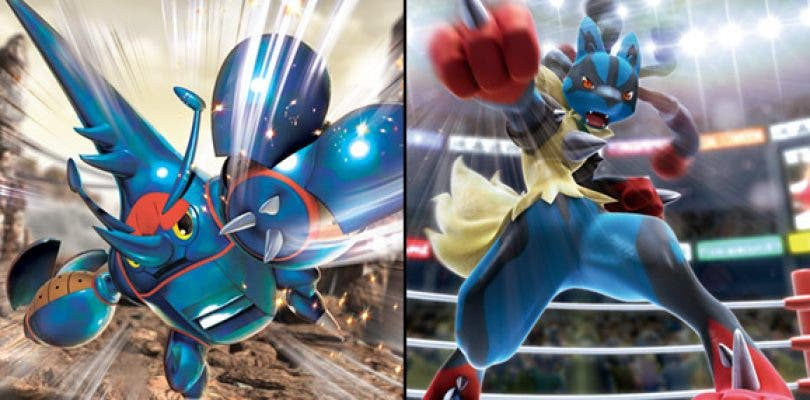 Nintendo nos muestra los combos de Pokkén Tournament