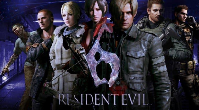 Imagen de Análisis Resident Evil 6