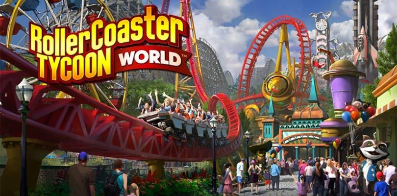 RollerCoaster Tycoon World llegará al Acceso Anticipado de Steam