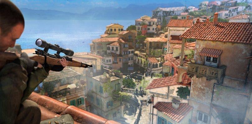 Nuevo gameplay de la pre-alpha de Sniper Elite 4