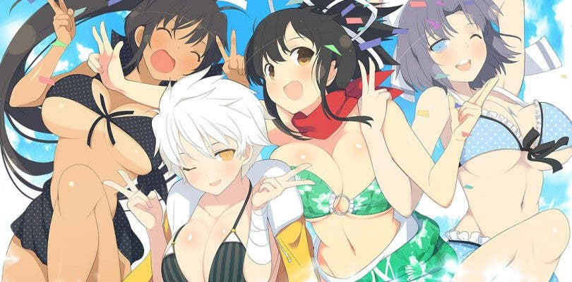 Senran Kagura: Peach Beach Splash llegará a Occidente