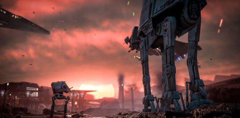 Tráiler gameplay de Star Wars Battlefront: Borde Exterior