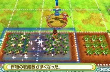 Story of Seasons: Good Friends of Three Villages enseña su jugabilidad