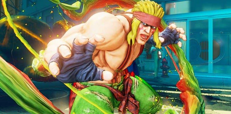 Ya disponible la actualización de Street Fighter V