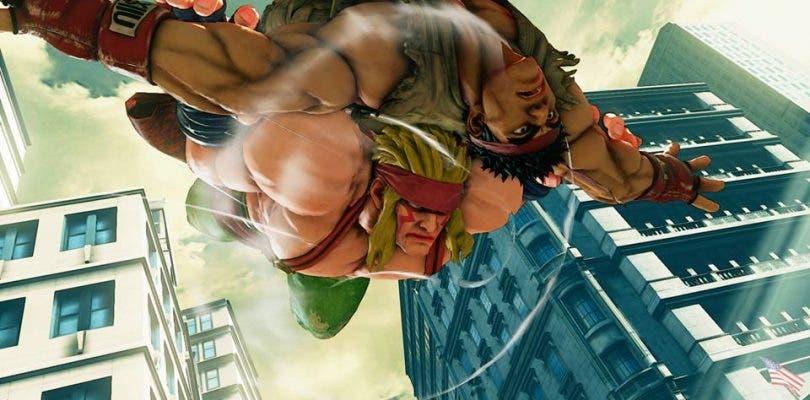 Capcom publica la guía de Alex en Street Fighter V