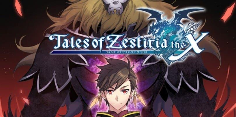 El anime Tales of Zestiria the X ya tiene fecha de emisión en Japón